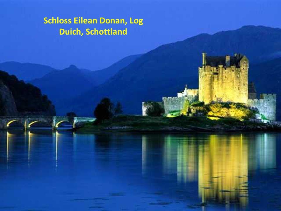 Schloss Eilean Donan, Log Duich, Schottland