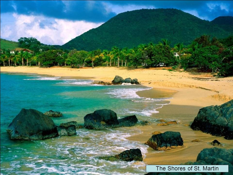 The Shores of St. Martin