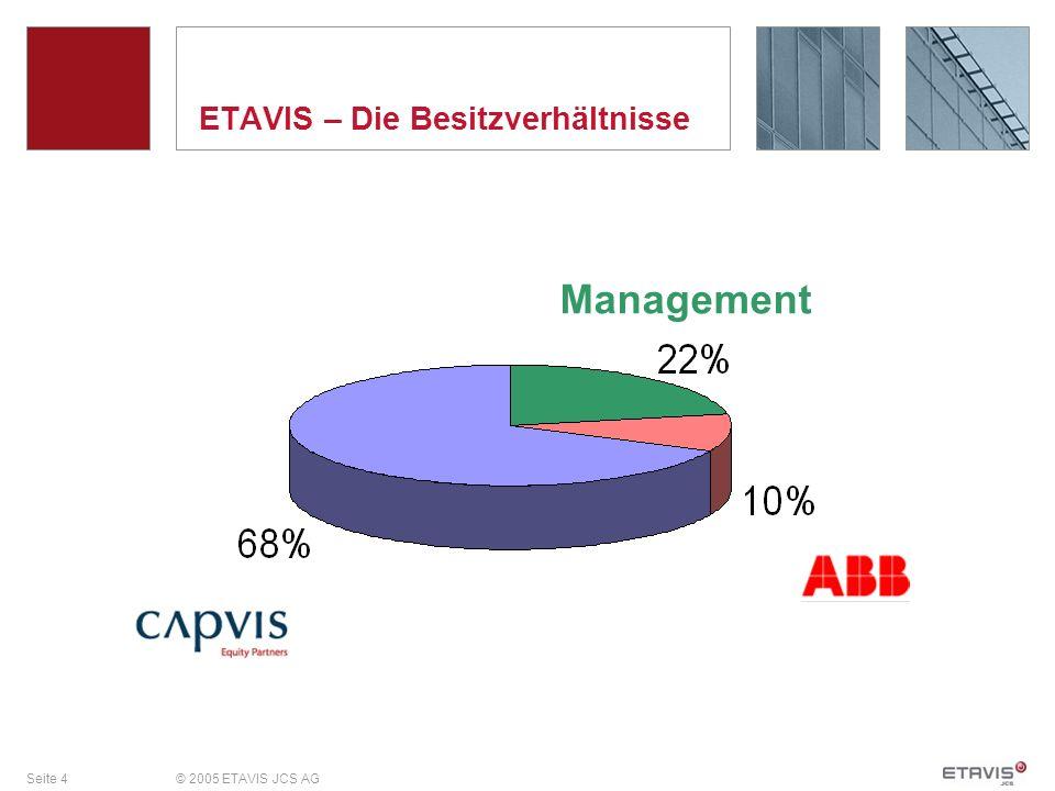 ETAVIS – Die Besitzverhältnisse