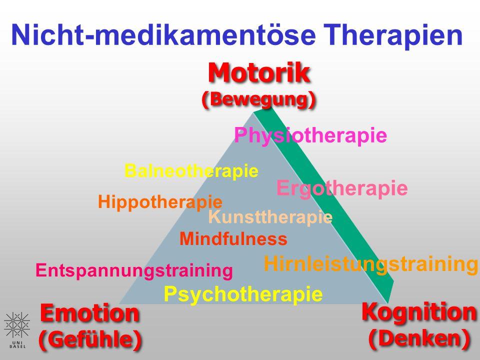 Nicht-medikamentöse Therapien