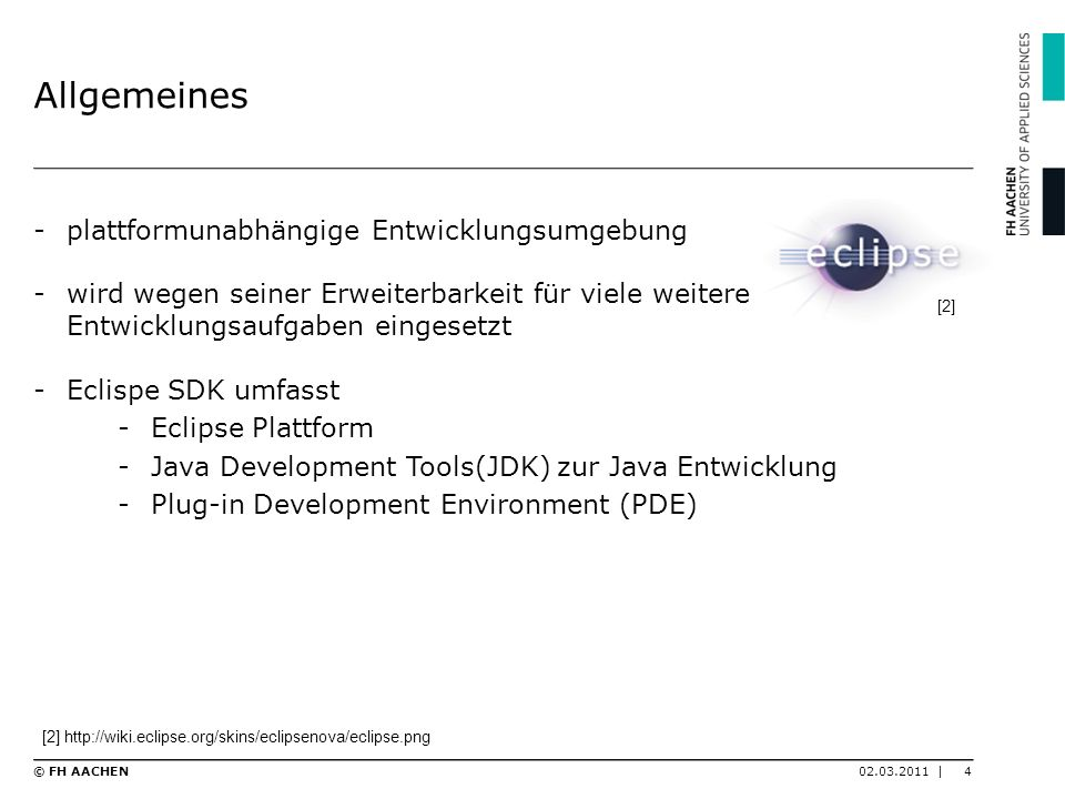 Allgemeines plattformunabhängige Entwicklungsumgebung