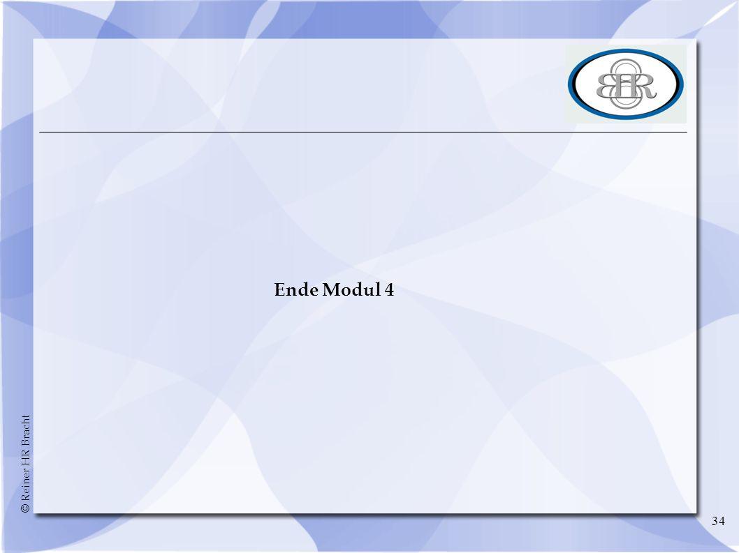 Ende Modul 4 34 34