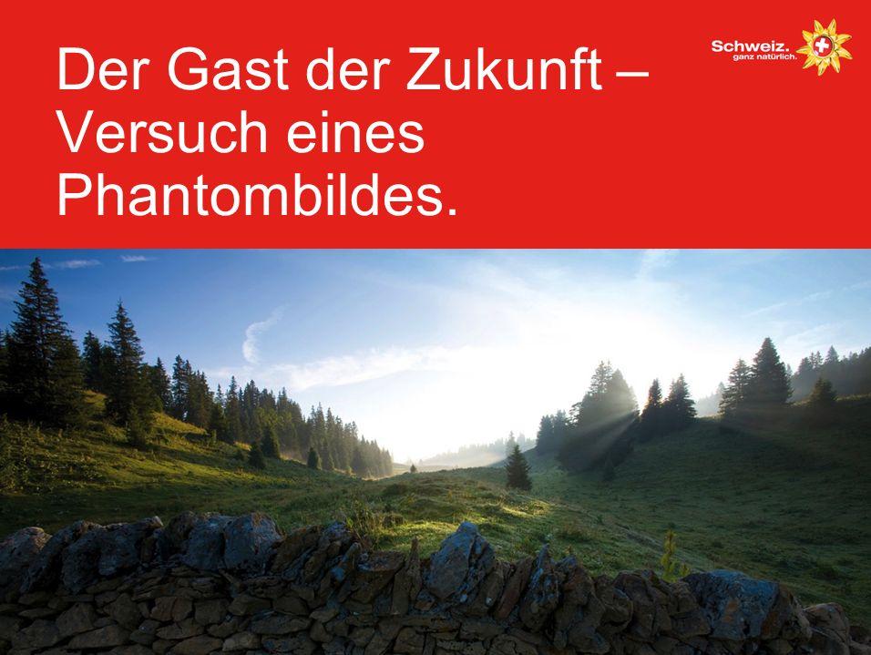 Der Gast der Zukunft – Versuch eines Phantombildes.