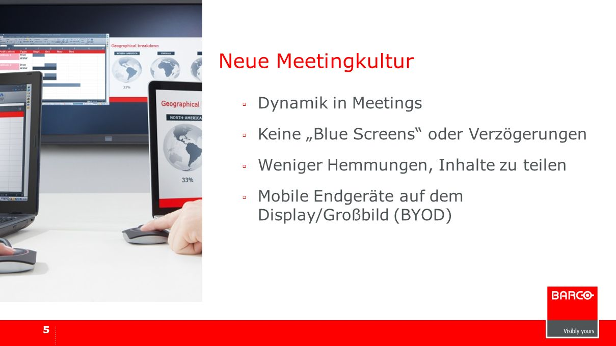 Neue Meetingkultur Dynamik in Meetings