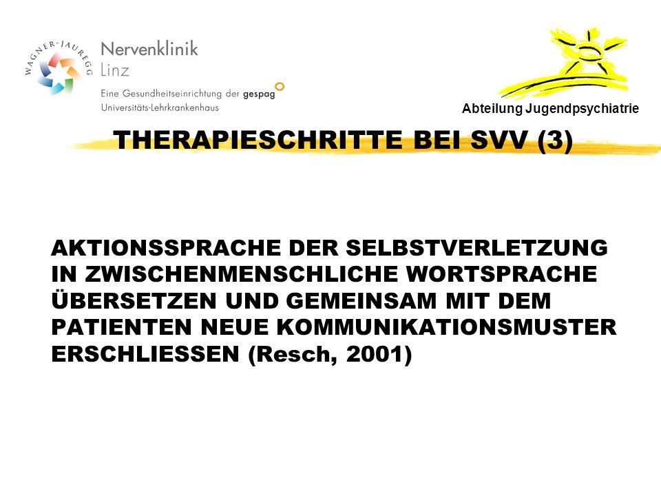 THERAPIESCHRITTE BEI SVV (3)