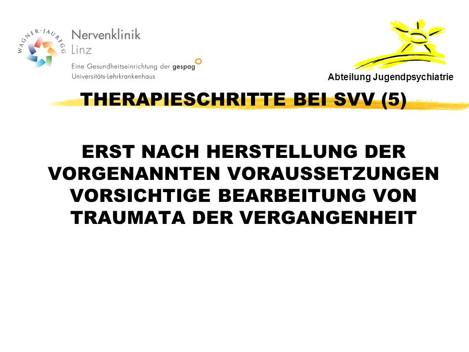 THERAPIESCHRITTE BEI SVV (5)