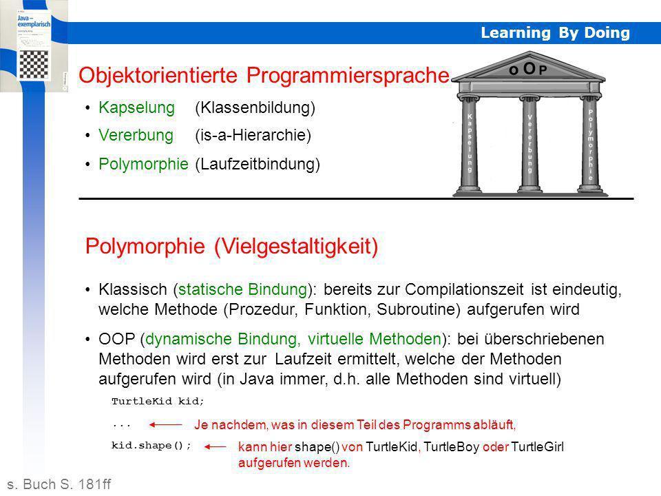 Objektorientierte Programmiersprache