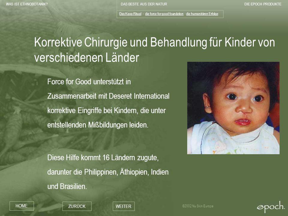 Das Kava-Ritual - die force for good foundation - die humanitären Erfolge