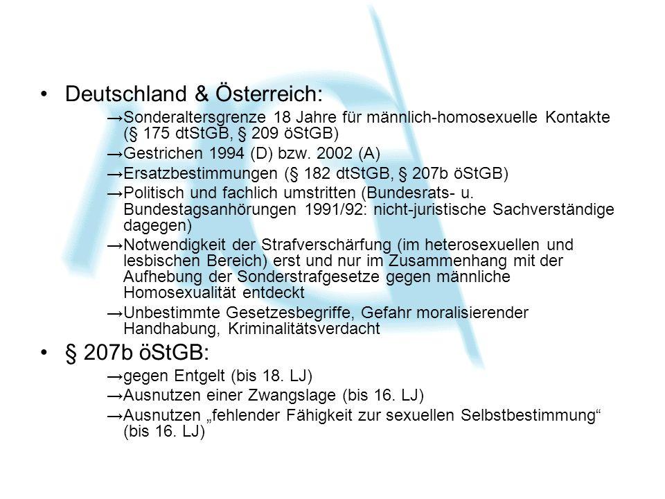 Deutschland & Österreich:
