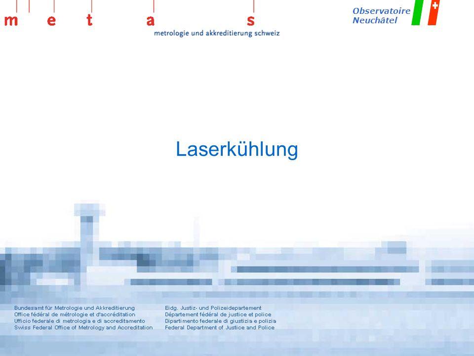 Laserkühlung
