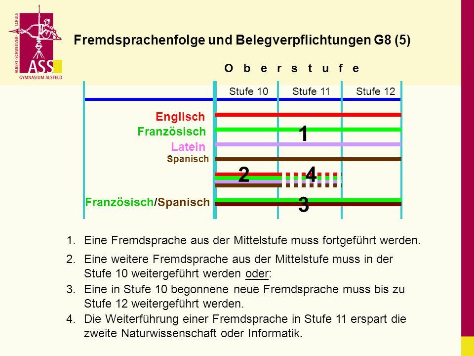 Fremdsprachenfolge und Belegverpflichtungen G8 (5)