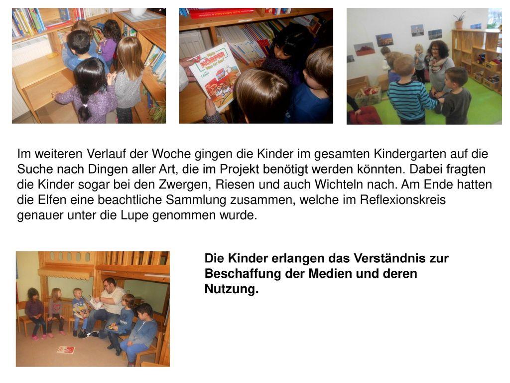 thema elfen im kindergarten