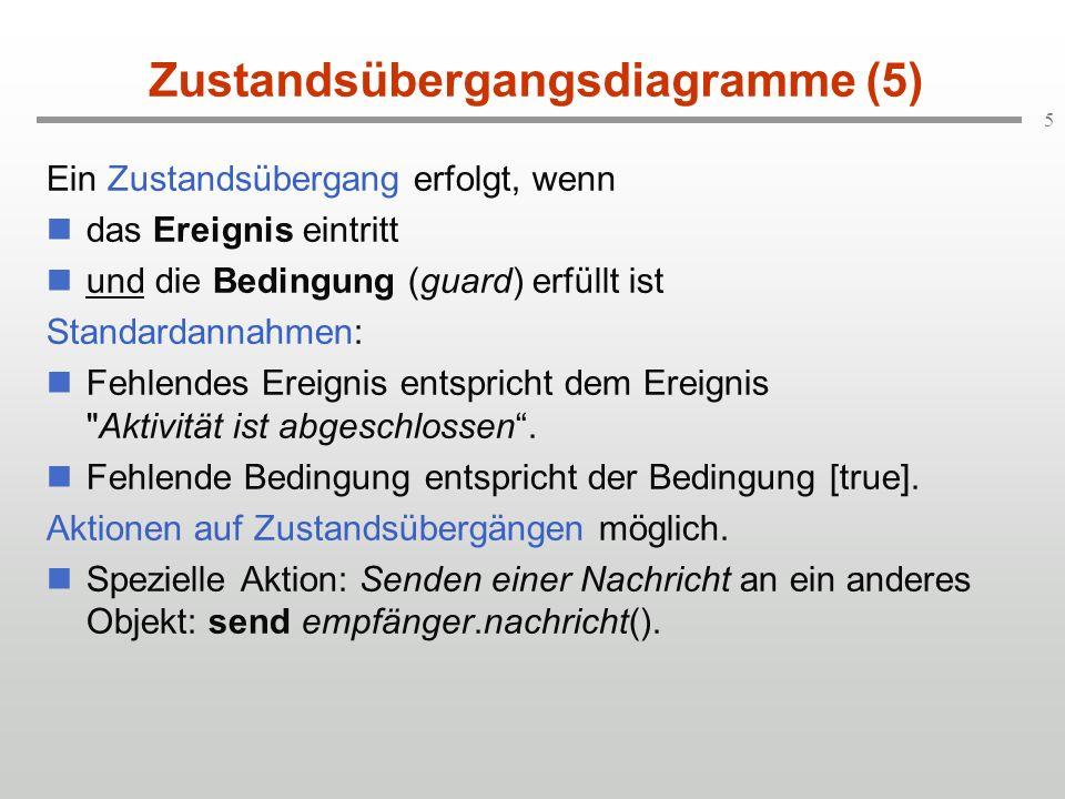 Zustandsübergangsdiagramme (5)