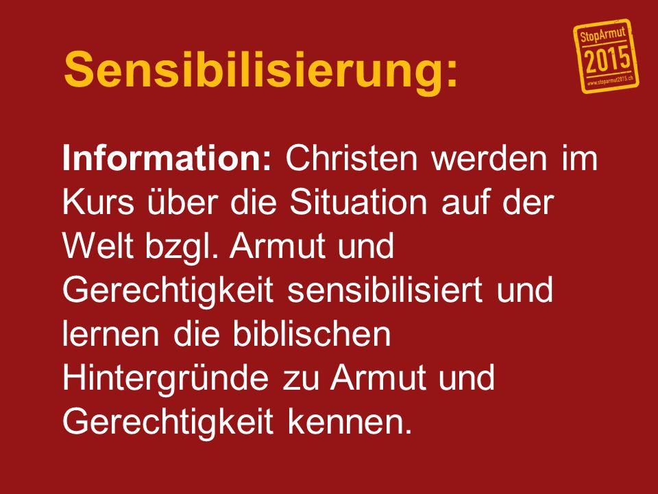 21.12.10 Sensibilisierung: