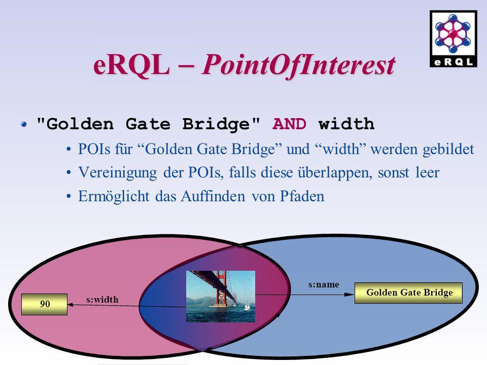 eRQL  PointOfInterest