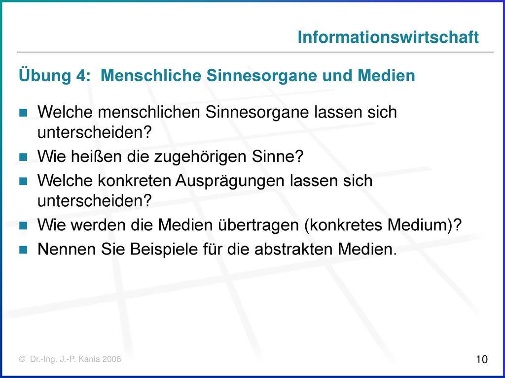 Attractive Sinnesorgane Einer Tabelle Für Klasse 3 Model ...