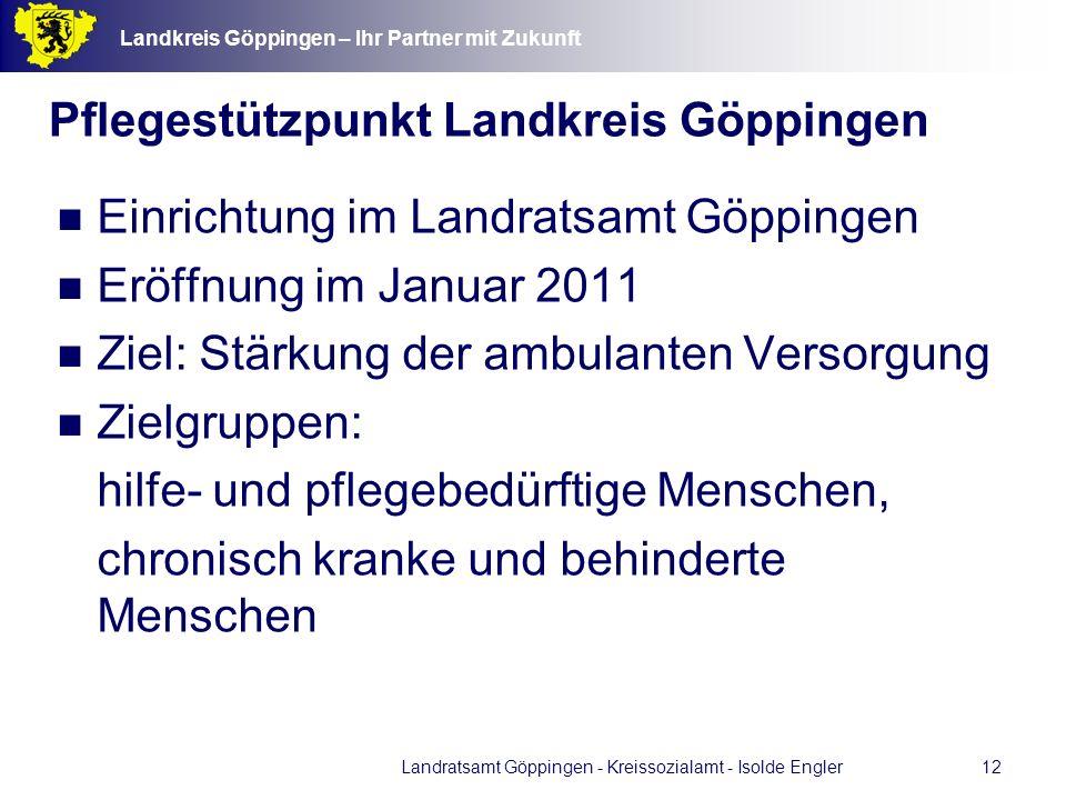 Pflegestützpunkt Landkreis Göppingen