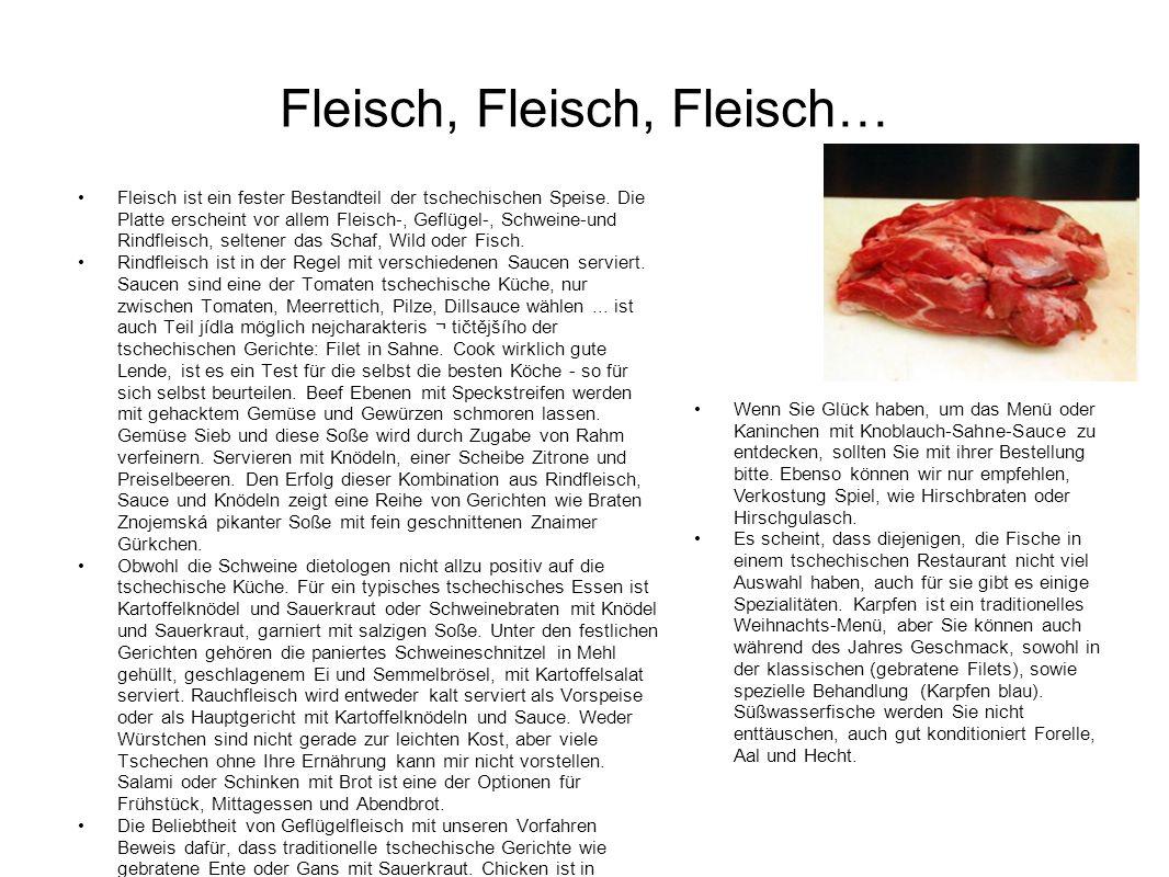 Fleisch, Fleisch, Fleisch…
