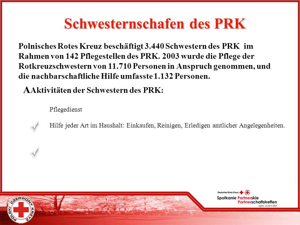 Schwesternschafen des PRK