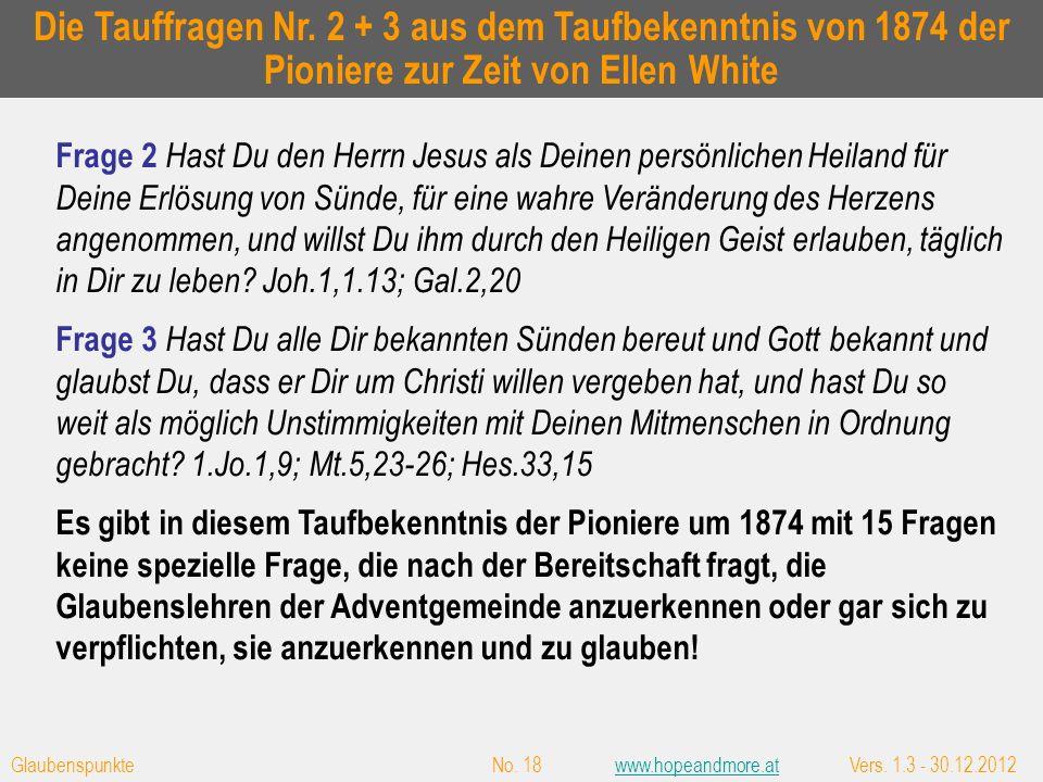 """In Frage 4 heißt es nur: """"Nimmst Du die Bibel als das vom Heiligen Geist eingegebene Wort Gottes an, willst Du ihre Lehren treulich erforschen und durch die Gnade Gottes sie auch ausleben"""