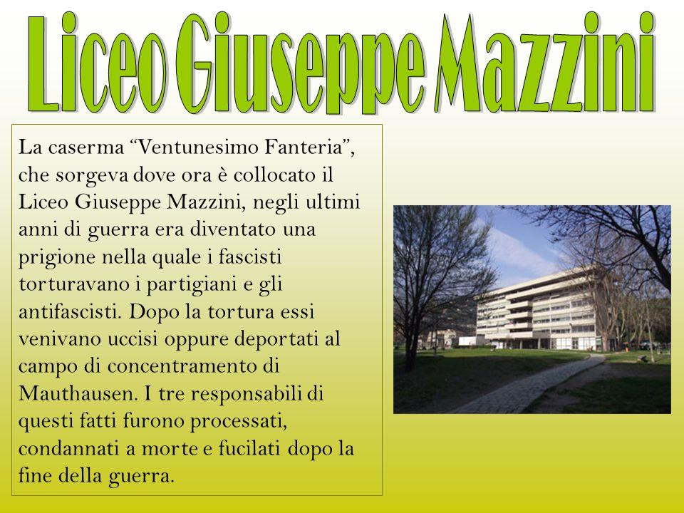 Liceo Giuseppe Mazzini
