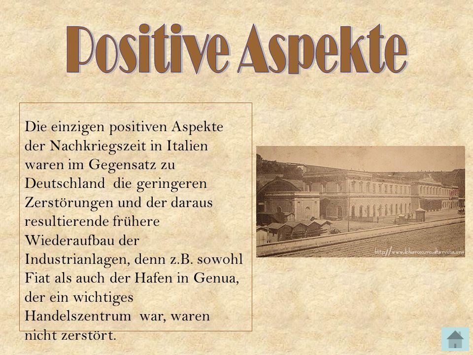 Positive Aspekte
