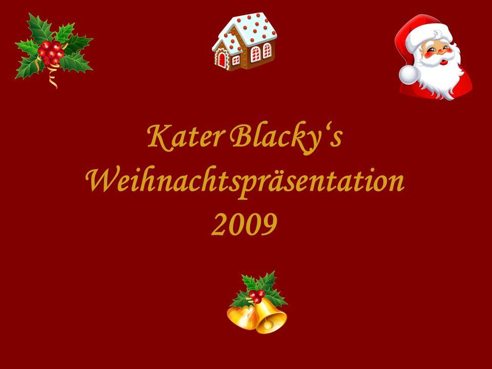 Weihnachtspräsentation