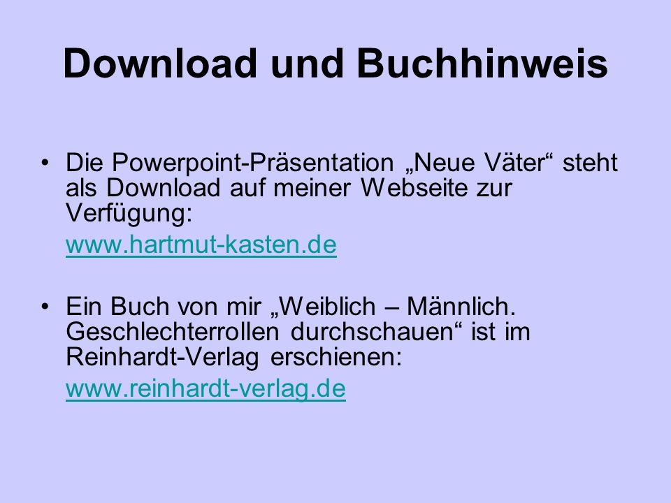Download und Buchhinweis