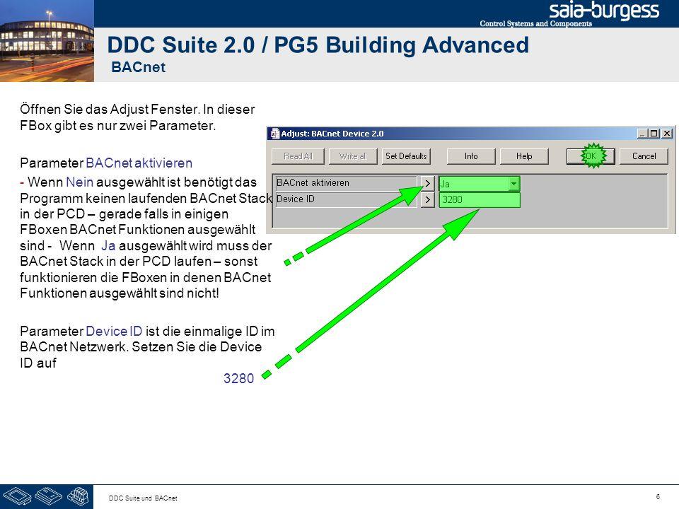 pg5 building advanced ddc suite 2 0 bacnet ppt video online herunterladen. Black Bedroom Furniture Sets. Home Design Ideas