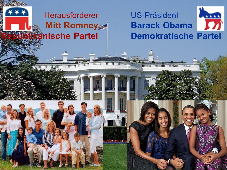 Republikanische Partei Barack Obama Demokratische Partei