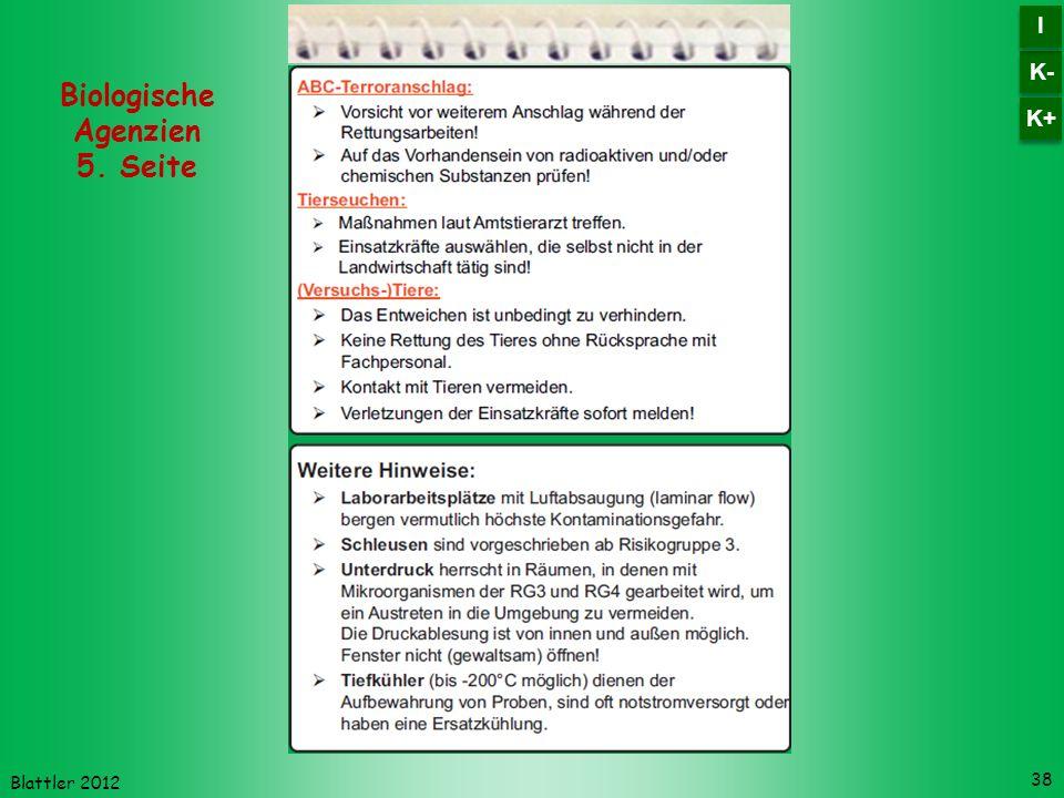 Biologische Agenzien 5. Seite