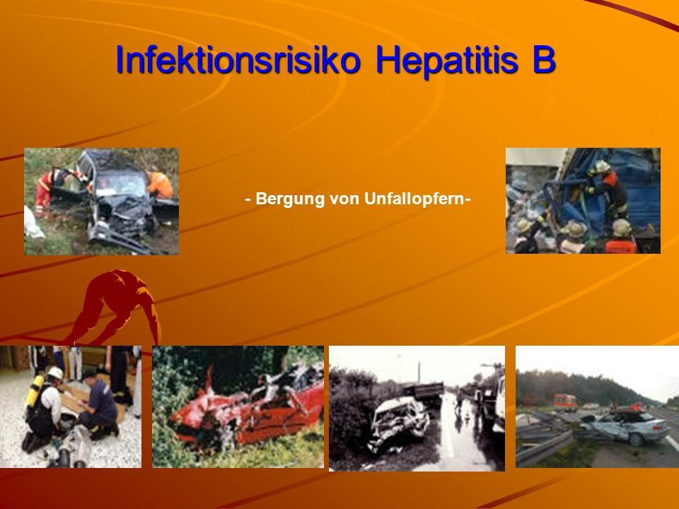 Infektionsrisiko Hepatitis B