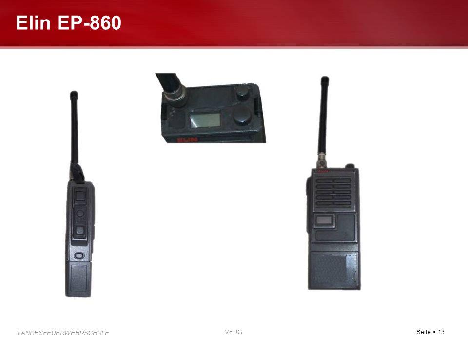 Elin EP-860 VFUG