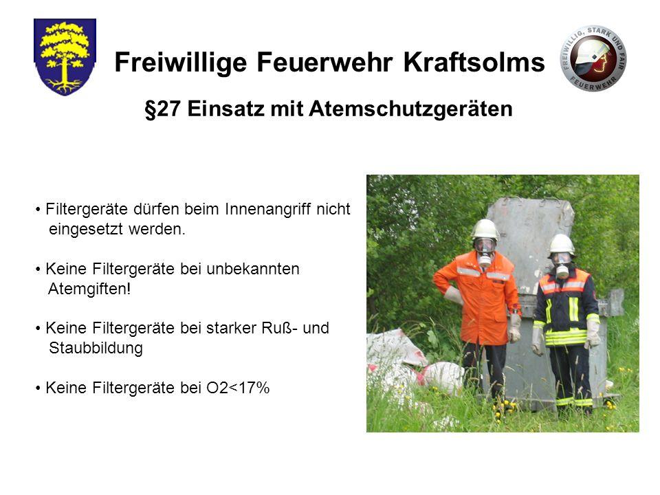 Freiwillige Feuerwehr Kraftsolms