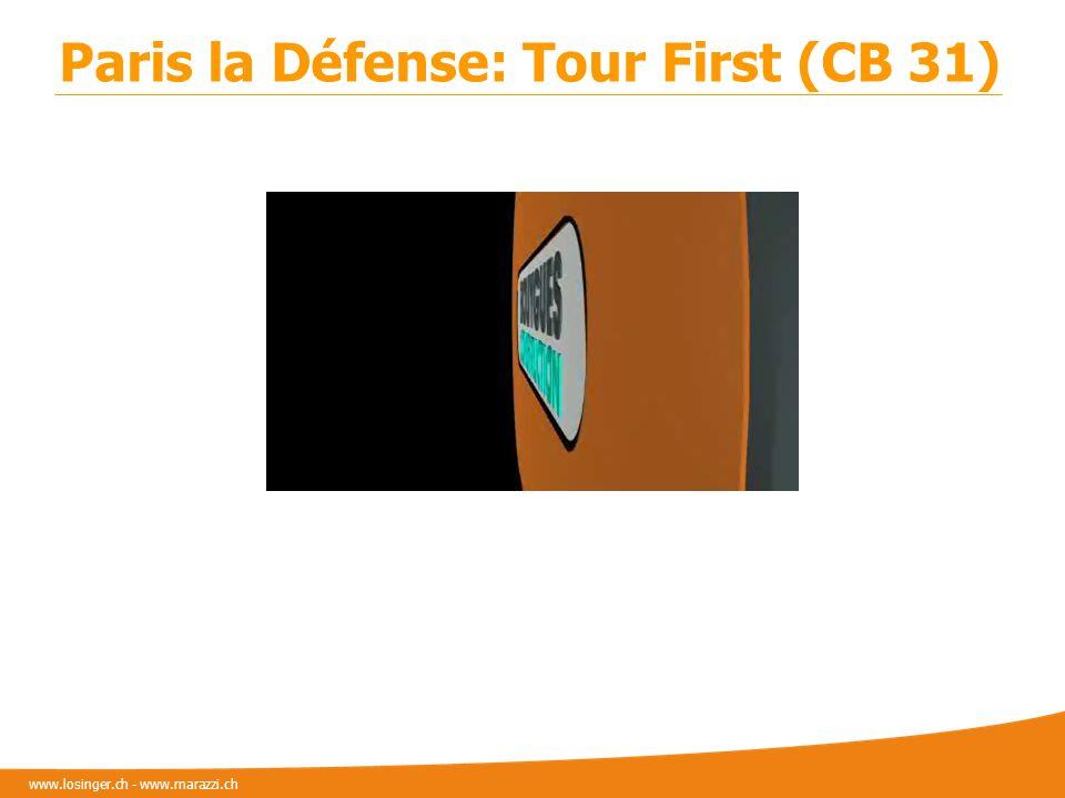 Paris la Défense: Tour First (CB 31)