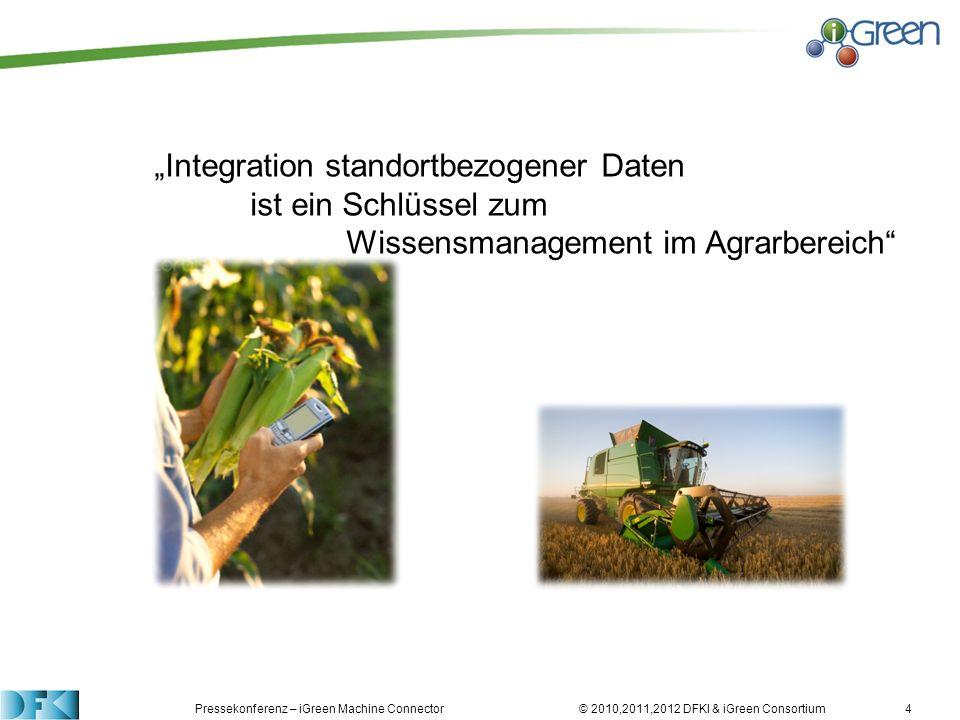 """""""Integration standortbezogener Daten. ist ein Schlüssel zum"""