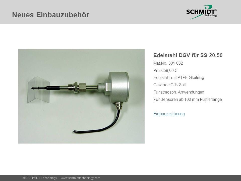 Neues Einbauzubehör Edelstahl DGV für SS 20.50 Mat.No. 301 082