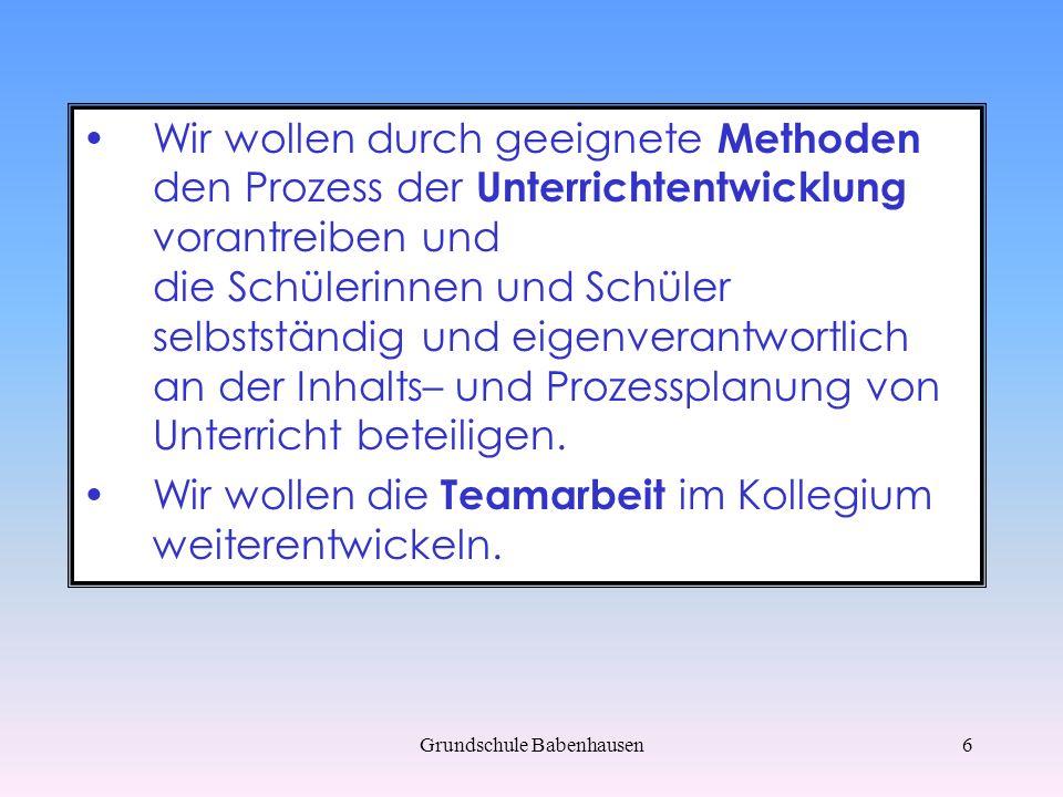 Grundschule Babenhausen