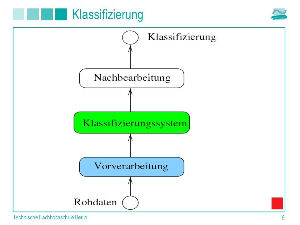 Klassifizierung Technische Fachhochschule Berlin