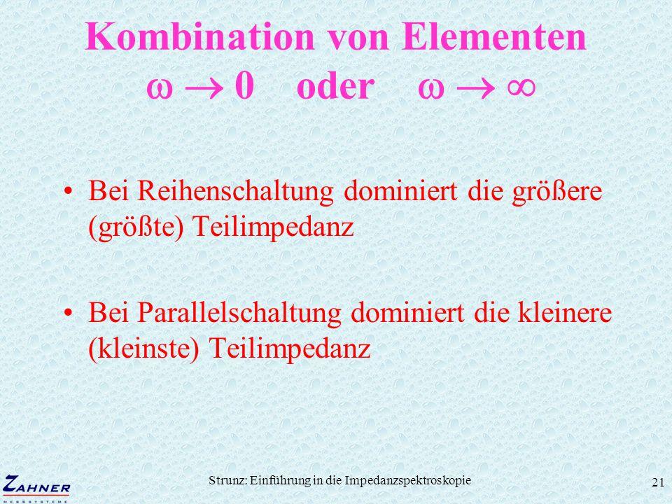 Kombination von Elementen   0 oder   