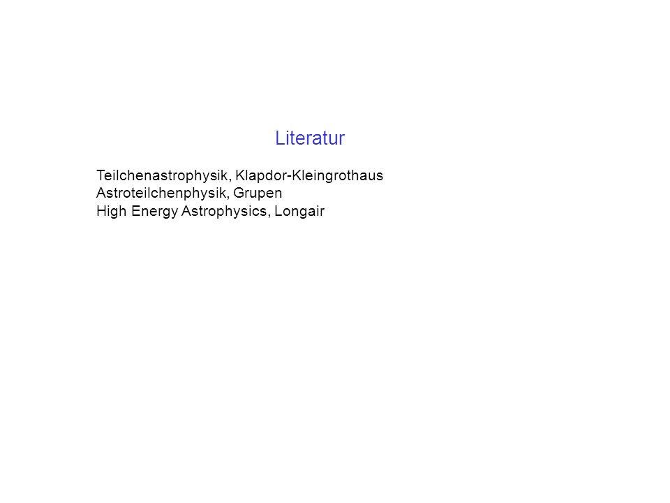 Literatur Teilchenastrophysik, Klapdor-Kleingrothaus