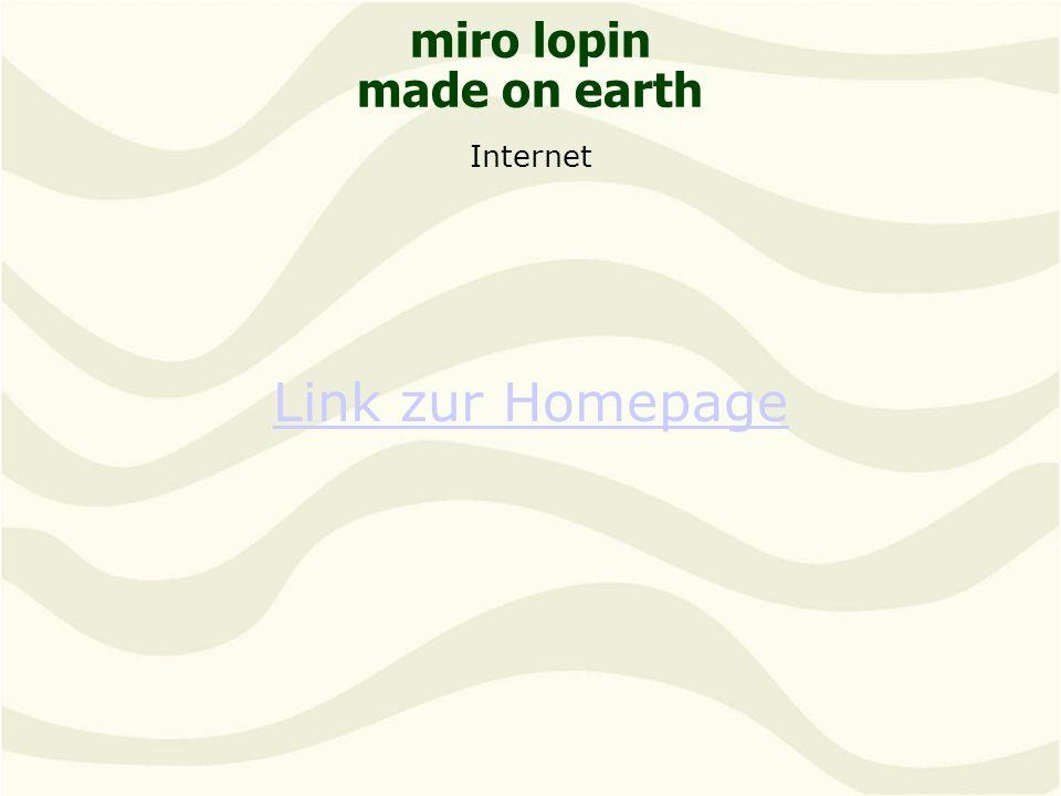 Internet Link zur Homepage