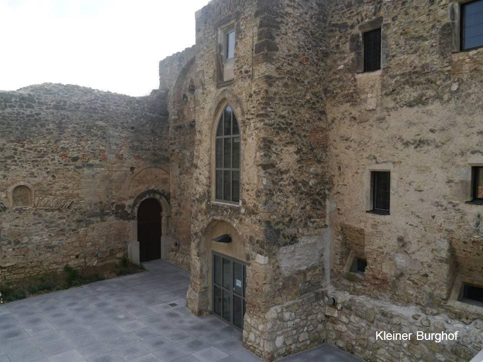 Kleiner Burghof
