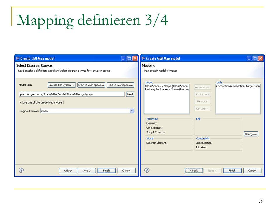 Mapping definieren 3/4