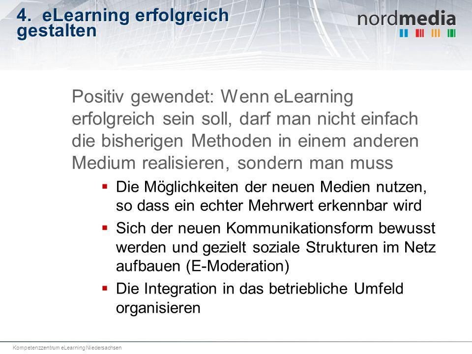 4. eLearning erfolgreich gestalten