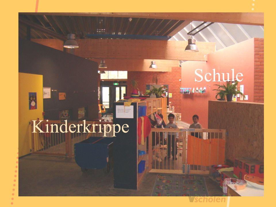 Schule Kinderkrippe