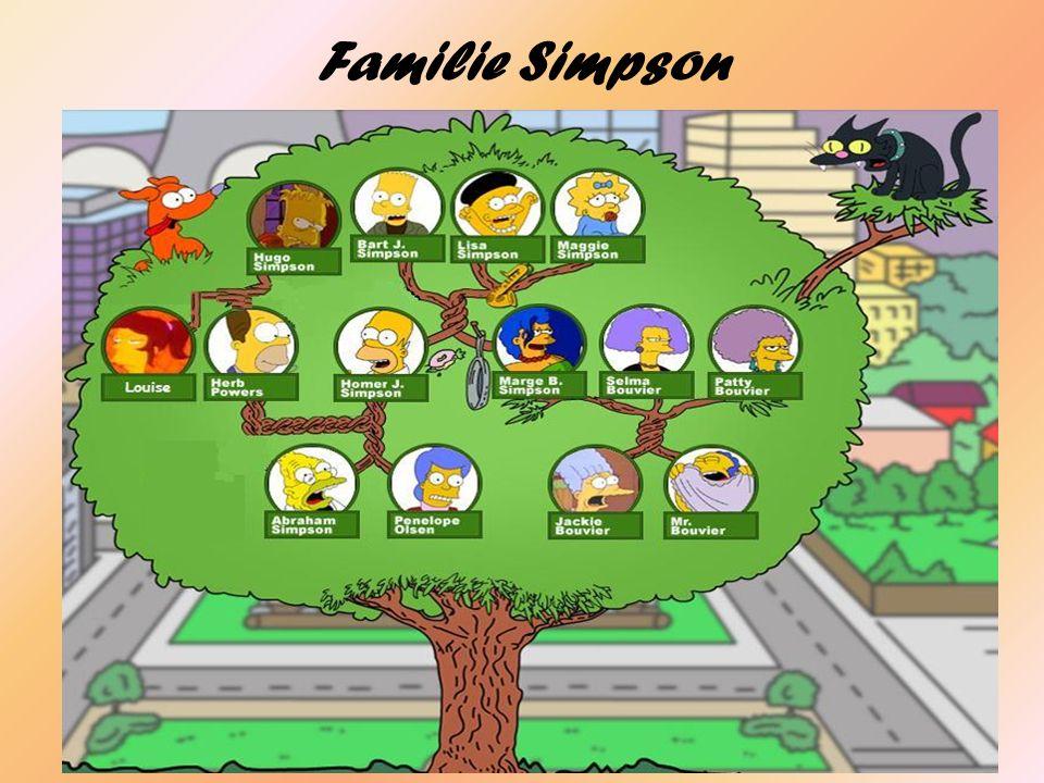 Familie Simpson