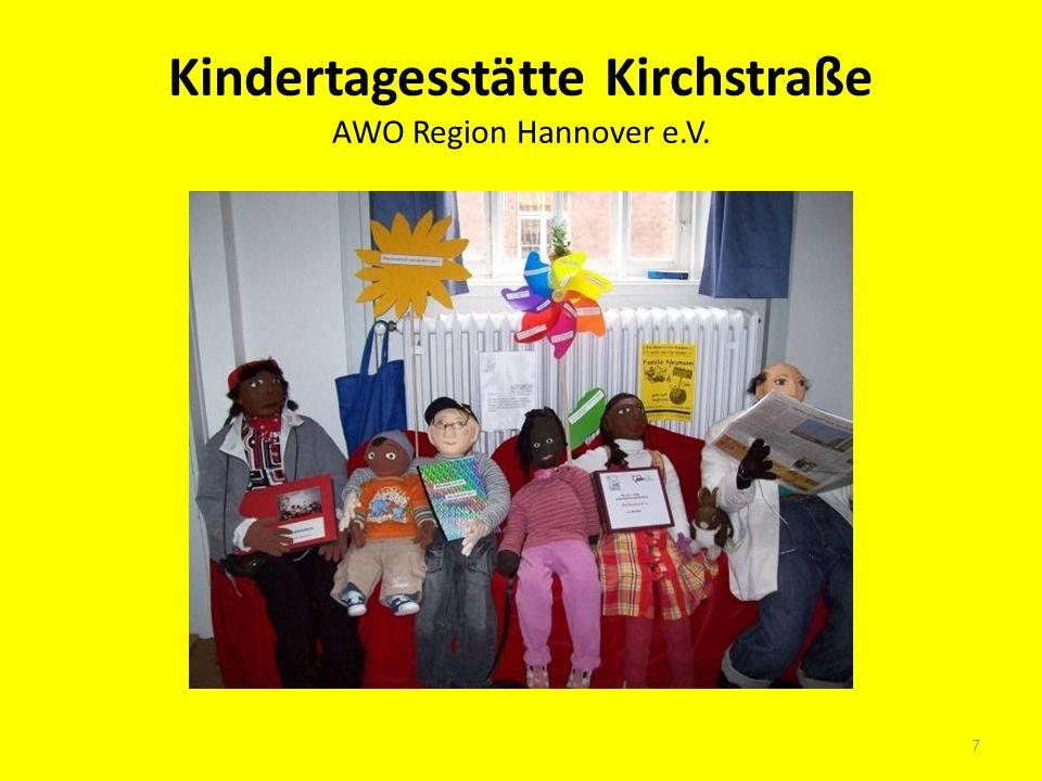 Kindertagesstätte Kirchstraße AWO Region Hannover e.V.