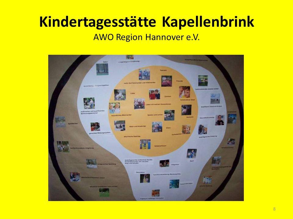 Kindertagesstätte Kapellenbrink AWO Region Hannover e.V.
