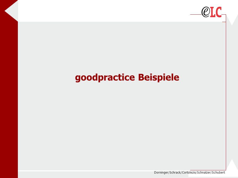 goodpractice Beispiele